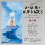 STRAUSS - Böhm - Ariadne auf Naxos (Ariane à Naxos), opéra op.60 Live Salzburg, 7 - 8 - 1954