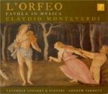 MONTEVERDI - Parrott - L'Orfeo