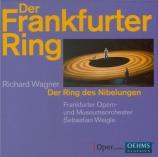 WAGNER - Weigle - Der Ring des Nibelungen (L'Anneau du Nibelung) WWV.86