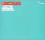 GADENSTÄTTER - Gröbner - Fluchten, pour deux pianos, percussion et orche