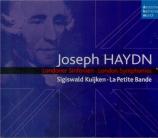 HAYDN - Kuijken - Douze symphonies londoniennes Hob.I:93-104 Import Japon
