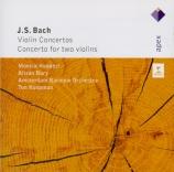 BACH - Huggett - Concerto pour violon en mi majeur BWV.1042