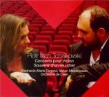 TCHAIKOVSKY - Degand - Concerto pour violon en ré majeur op.35