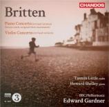 BRITTEN - Shelley - Concerto pour piano op.13