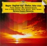 WAGNER - Orpheus Chamber - Siegfried-Idyll, pour orchestre en mi majeur Import Japon