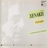 XENAKIS - Percussions de - Pléïades