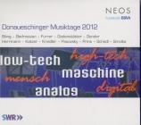 Donaueschinger Musiktage 2012