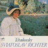 TCHAIKOVSKY - Richter - Nocturne pour piano en fa majeur op.10 n°1 Import Japon