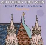 HAYDN - Altenberg Trio - Trio avec clavier n°45 en mi bémol majeur op.8