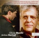 Oeuvres classiques ou inédites de la clarinette française