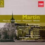 MARTIN - Marriner - Petite symphonie concertante