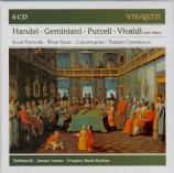 HAENDEL - Lamon - Water music, suite n°1 pour orchestre en fa majeur HWV