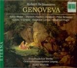 SCHUMANN - Masur - Genoveva, opéra op.81