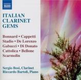 Italian Clarinet Games
