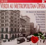 Verdi au Metropolitan Opera