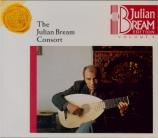 VIVALDI - Julian Bream Co - Concerto pour luth, deux violons et b.c. en
