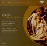 PURCELL - Dantone - The Fairy Queen, semi-opéra Z.629