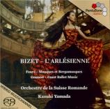 BIZET - Yamada - L'arlésienne, suite pour orchestre n°1 WD.40