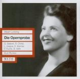 LORTZING - Richter - Die Opernprobe (live Wien, 8 - 10 - 1953) live Wien, 8 - 10 - 1953