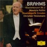 BRAHMS - Pollini - Concerto pour piano et orchestre n°2 en si bémol maje