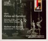 GLUCK - Karajan - Orfeo ed Euridice (version italienne) (Live 5 - 8 - 1959) Live 5 - 8 - 1959