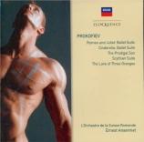 PROKOFIEV - Ansermet - Le fils prodigue, suite symphonique pour orchestr