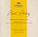 BERLIOZ - Markevitch - Symphonie fantastique op.14 SHM-CD, Import Japon