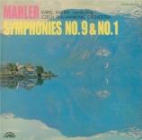 MAHLER - Ancerl - Symphonie n°1