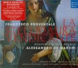 PROVENZALE - De Marchi - La Stellidaura Vendicante (Stellidaura vengée)