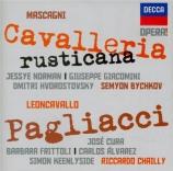 MASCAGNI - Bychkov - Cavalleria rusticana