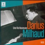 Darius Milhaud, une vie heureuse