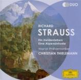 STRAUSS - Thielemann - Ein Heldenleben, poème symphonique pour grand orc