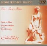 HAENDEL - Le Blanc - Clori, Tirsi e Fileno, cantate HWV.96 (aussi 'Cor f