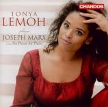 MARX - Lemoh - Six pièces pour piano