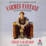 Carmen Fantasy Virtuoso Music for Trumpet