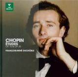 CHOPIN - Duchable - Douze études pour piano op.10