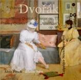 DVORAK - Leipziger Strei - Quintette à cordes n°2 en sol majeur op.77 B