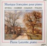 Musique française pour le piano
