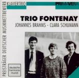 BRAHMS - Trio Fontenay - Trio avec piano n°4 en la majeur Anh.4 n°5 (dou