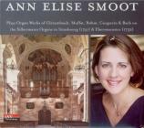 CLERAMBAULT - Smoot - Suite du premier ton Silbermann Organs Strasbourg & Ebersmunster