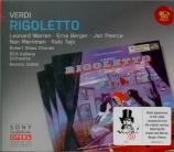 VERDI - Cellini - Rigoletto, opéra en trois actes