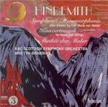 HINDEMITH - Brabbins - Symphonie