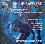 SAWYERS - Bogdanovitch - Concerto pour violoncelle