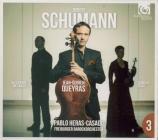 SCHUMANN - Queyras - Concerto pour violoncelle et orchestre en la mineur