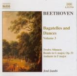 Bagatelles and dances vol.3