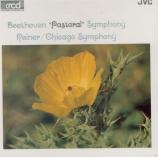 BEETHOVEN - Reiner - Symphonie n°6 op.68 'Pastorale' XRCD2, import Japon