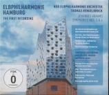 Elbphilharmonie Hamburg : The first recording + DVD (Edition limitée de luxe)