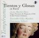 Tientos y glosas en Iberia Orgue Fontanes de Maqueixa