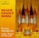 REGER - Matrone - Sonate pour orgue n°2 en ré mineur op.60 grand orgue Magen de l'église de Mirande, Gers