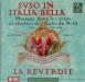 Suso in Italia bella (cours et cloîtres d'Italie du nord)